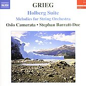 Grieg: Music for Strings / Barratt-Due, Oslo Camerata