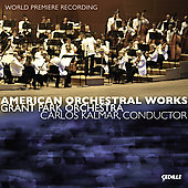 American Orchestral Works - Kolb, Corigliano, etc / Kalmar
