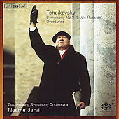 Tchaikovsky: Symphony no 2, Overtures / N. J&#228;rvi, et al
