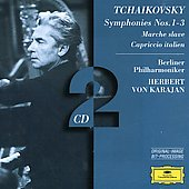 Tchaikovsky: Symphonies Nos. 1 - 3, Capriccio Italien, Marche Slave