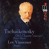 SCENE Tchaikovsky: Oh! Chante encore! / Vinocour