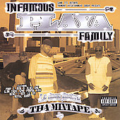 Infamous Playa Family: La Cosa Nostra Tha Mixtape [PA] *