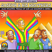 Bible Camp Stories: Joseph & His Brothers