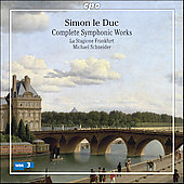 Leduc: Complete Symphonic Works / Michael Schneider, et al