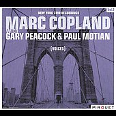 Marc Copland: New York Trio Recordings, Vol. 2: Voices
