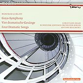 Gurlitt: Goya-Symphony, Songs / Beaumont, Oelze, Berlin RSO