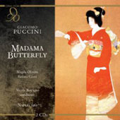 Puccini: Madama Butterfly / Nicola Rescigno, Magda Olivero, Renato Cioni