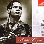 Leonid Kogan - Italian and Spanish Music