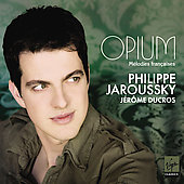 Opium - M&eacute;lodies francaises / Philippe Jaroussk