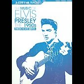 Elvis Presley: The Music of Elvis Presley: The 1950s [Box]