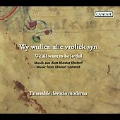 We all want to be youthful - Music from Ebstorf Convent / Ulrike Volkhardt, Devotio moderna