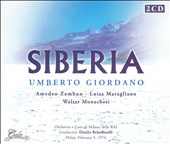 Umberto Giordano: Siberia
