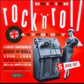 Various Artists: British Rock 'n' Roll Anthology [Box]