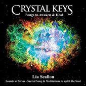 Lia Scallon: Crystal Keys [Digipak]