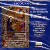 Gregorian Chant - The Ceremony of the Shepherds