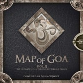 Various Artists: Map of Goa, Vol. 5