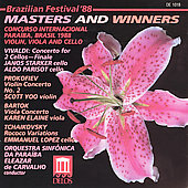 Various Artists: Brazilian Festival '88: Masters and Winners
