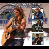 Stacy Jones Band/Stacy Jones: Live & Untapped [Digipak]