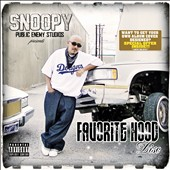 Snoopy (Rap): Favorite Hood Disc [PA]