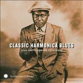 Various Artists: Classic Harmonica Blues