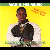 Boogie Down Productions: Man & His Music [Digipak]