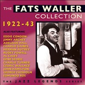 Fats Waller: The Fats Waller Collection: 1922-1943
