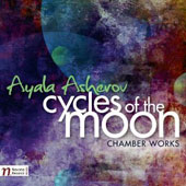 Cycles of the Moon: Chamber Works by Ayala Asherov (contemporary)