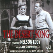 Sigmund Romberg: The Desert Song (complete soundtrack of the 1955 telecast)