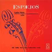 Espejos / Carlos Prieto, Edison Quintana