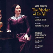 Virgil Thomson: The Mother of Us All, opera / Manhattan School of Music Opera Theater