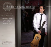 Raclerie Universelle - works for guitar by Corbetta, Grenerin, Le Cocq, Visée / Israel Golani: guitar