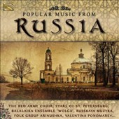 Various Artists: Popular Music from Russia