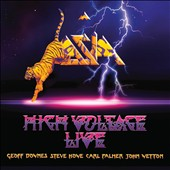 Asia (Rock): High Voltage [Digipak]