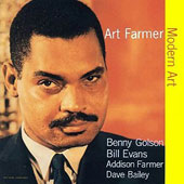 Art Farmer/Bill Evans (Piano): Modern Art