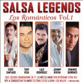 Various Artists: Salsa Legends: Los Romanticos, Vol.1