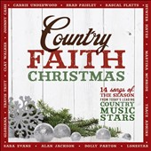 Various Artists: Country Faith Christmas