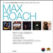 Max Roach: Max Roach: The Complete Remastered Recordings [Box]