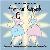 Various Artists: Big Box of American Songbirds