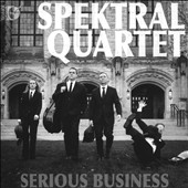 Serious Buriness - Sky Macklay: Many Many Cadences (2014); David Reminick: The Ancestral Mousetrap (2014); Haydn: String Quartet, Op. 33/2 / Spektral Quartet [CD + Blu-ray Audio]