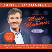 Daniel O'Donnell (Irish): The Best of Music and Memories [2016]