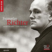 Mussorgsky: Pictures at an Exhibition; Tchaikovsky: Grand Piano Sonata; The Seasons / Svjatoslav Richter, piano