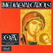 Medieval Carols / Touhey, Tilton, Stocker, Lee, et al