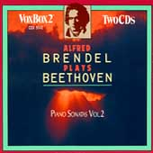 Alfred Brendel plays Beethoven Sonatas Vol II