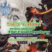 Scriabin: Preparation for the Final Mystery / Ashkenazy