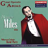Opera in English - Great Operatic Arias Vol 4 / Miles