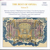 The Best of Opera Vol 4