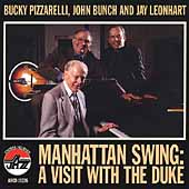 Bucky Pizzarelli: Manhattan Swing: A Visit With the Duke