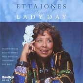 Etta Jones: Etta Jones Sings Lady Day
