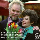 Evelyn Lear and Thomas Stewart Sing Wagner & Strauss