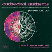 Hallock: Catherdral Anthems / Sparks, Choral Arts Northwest